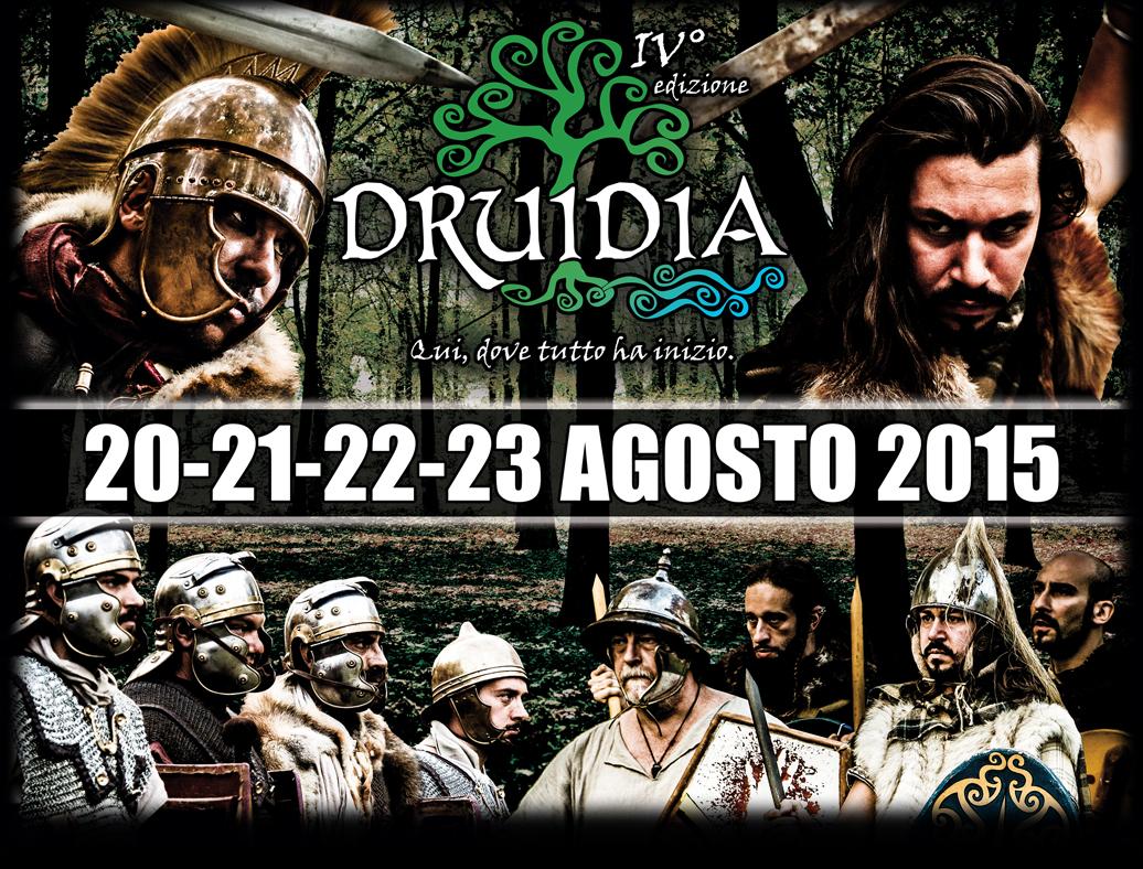 DruidiaIV Edizione